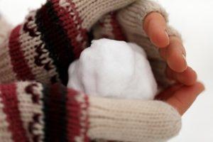 冬の手荒れ